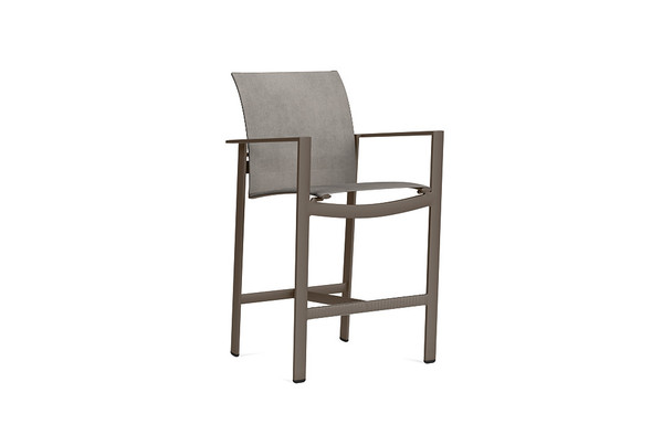 Parkway  Sling Bar Chair By Brown Jordan