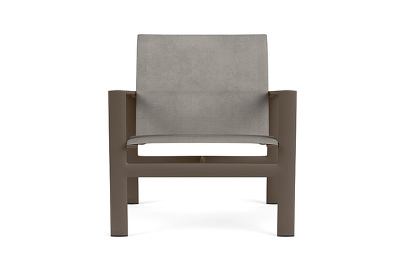 Parkway  Sling Lounge Chair By Brown Jordan