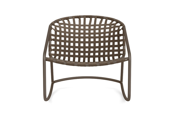 Kantan Aluminum Rocker By Brown Jordan