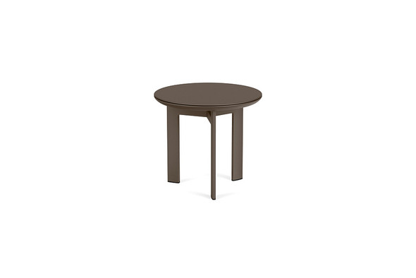 "Parkway 20"" Round Occasional Table By Brown Jordan"