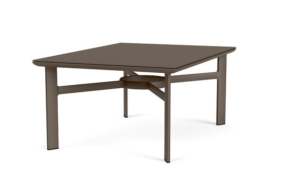 "Parkway 30""x42"" Rectangle Coffee Table By Brown Jordan"