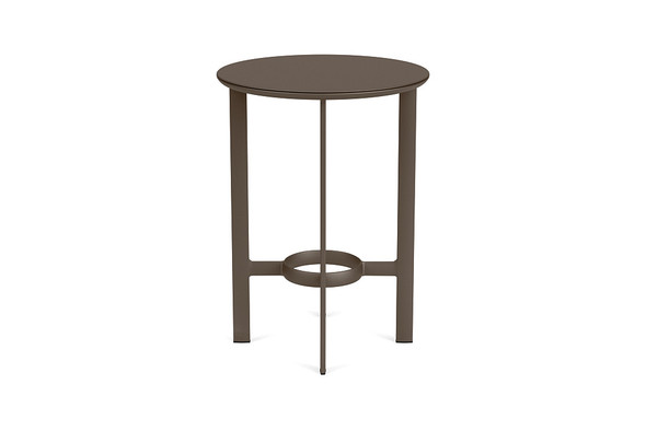 "Parkway 30"" Round Bar Table By Brown Jordan"