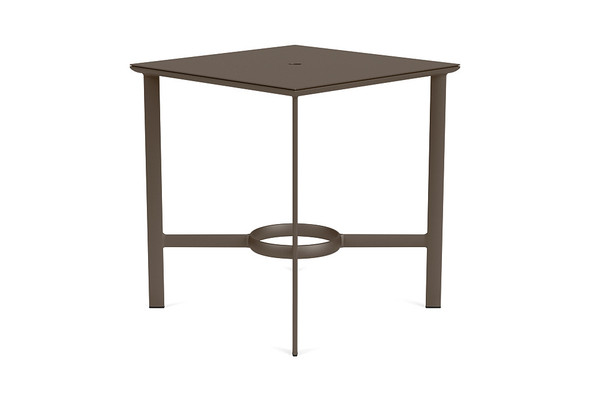 "Parkway 36"" Square Bar Table  By Brown Jordan"