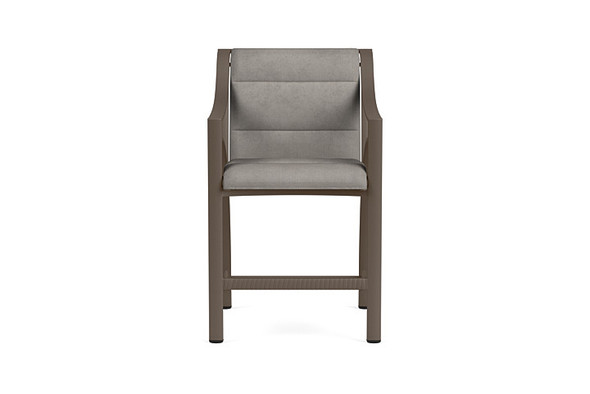 Pasadena Padded Sling Balcony Chair By Brown Jordan
