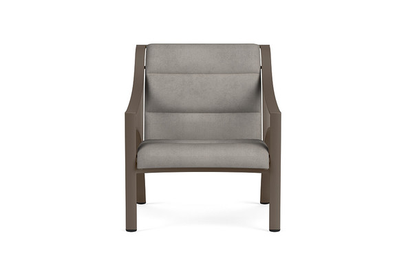 Pasadena Padded Sling Lounge Chair By Brown Jordan