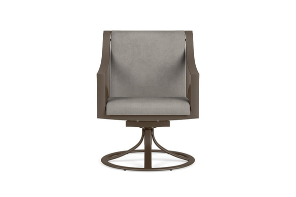 Pasadena  Sling Swivel Rocker By Brown Jordan