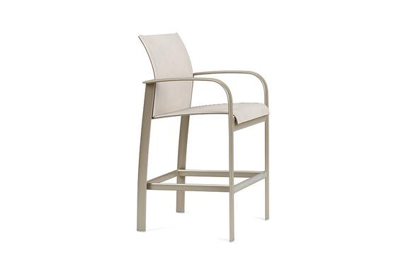 Sirocco Bar Chair By Brown Jordan