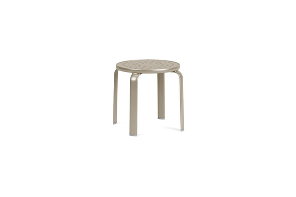 "Sirocco  22"" Occasional Table Nova Top By Brown Jordan"