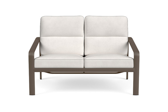 Softscape Cushion Loveseat  By Brown Jordan