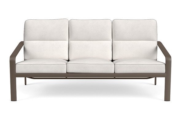 Softscape Cushion Sofa By Brown Jordan