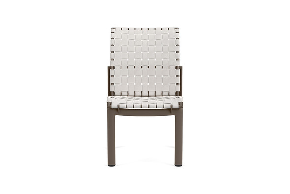 Softscape Strap Side Chair By Brown Jordan
