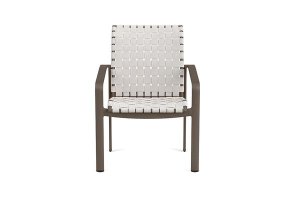 Softscape Strap Arm Chair By Brown Jordan