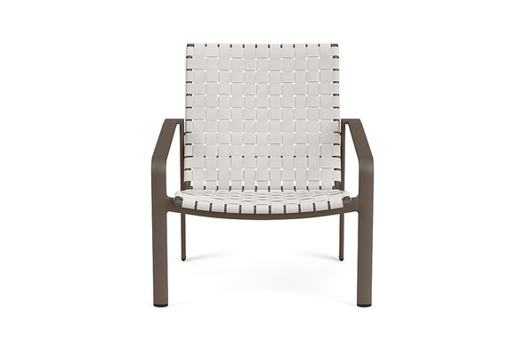 Softscape Strap Lounge Chair By Brown Jordan