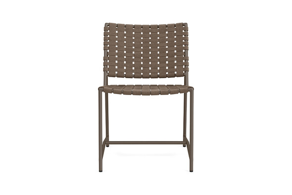 Stretch  Side Chair By Brown Jordan