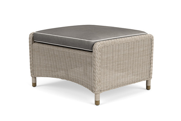 Southampton Ottoman By Brown Jordan