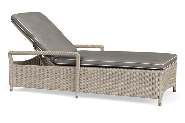 Southampton Adjustable Chaise By Brown Jordan