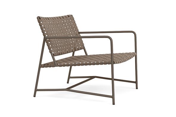 Stretch Lounge Chair By Brown Jordan