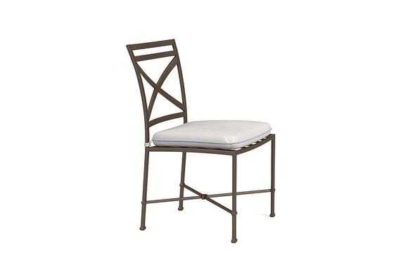 Venetian Side Chair  By Brown Jordan