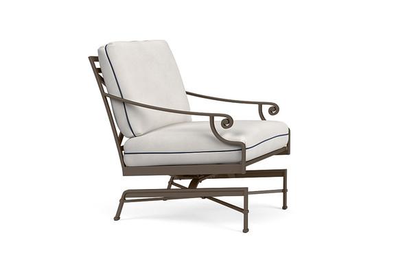 Venetian Motion Lounge Chair  By Brown Jordan