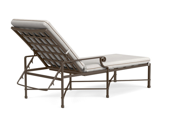 Venetian Adjustable Chaise By Brown Jordan