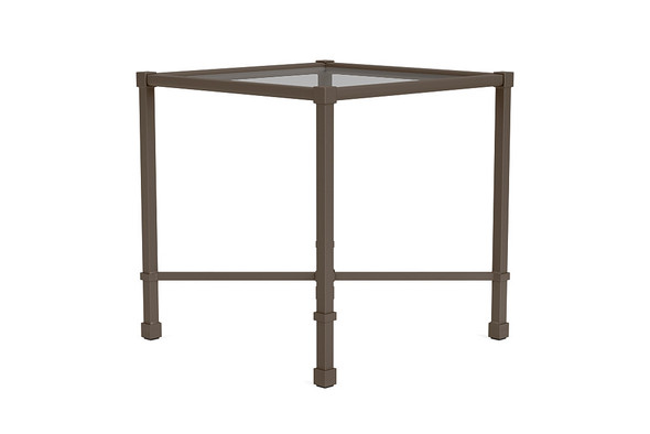 "Venetian 18"" Square Occasional Table By Brown Jordan"