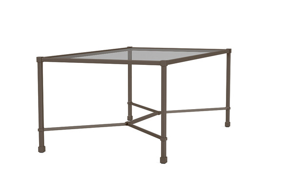 "Venetian 26""x43"" Rectangle Coffee Table By Brown Jordan"