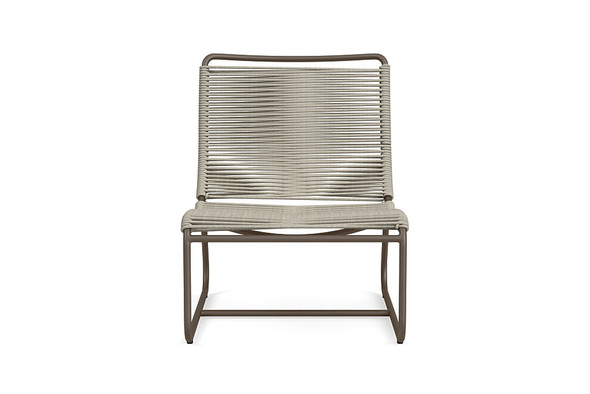 Walter Lamb Aluminum Lounge Chair By Brown Jordan