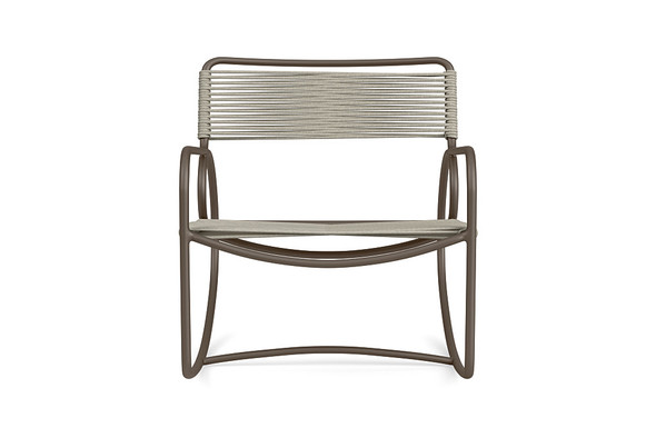 Walter Lamb Aluminum Rocking Chair  By Brown Jordan