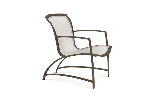 Wave Flex Sling Lounge Chair  By Brown Jordan