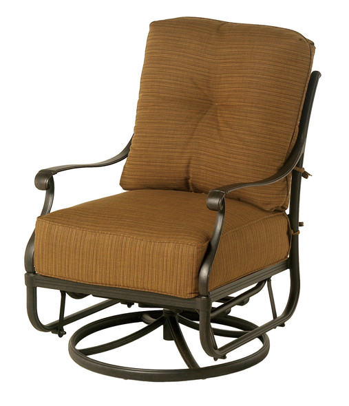 Mayfair Estate Club Swivel Glider by Hanamint