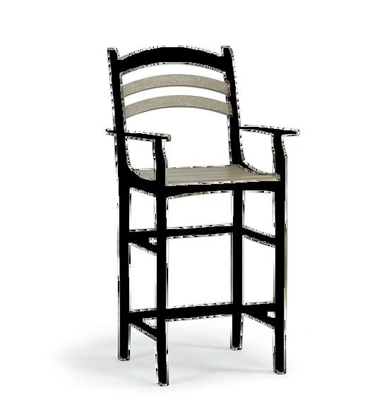 Breezesta  Avanti Bar height ARM  chair