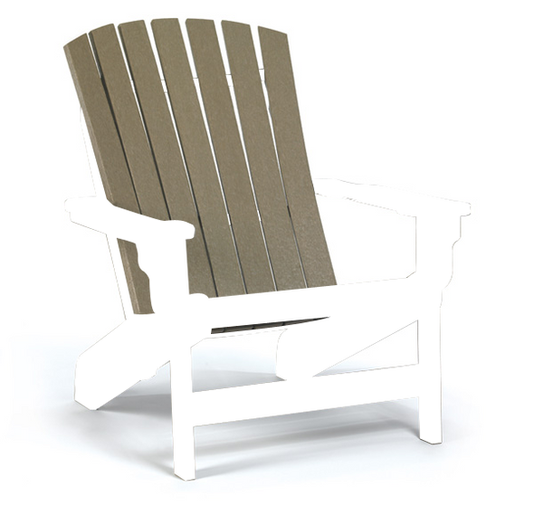 Breezesta   Adirondack Fanback Chair