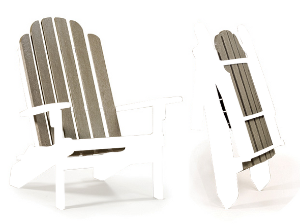Breezesta  Folding Adirondack Chair
