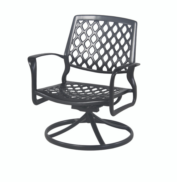 Amari Club Swivel Rocker by Hanamint