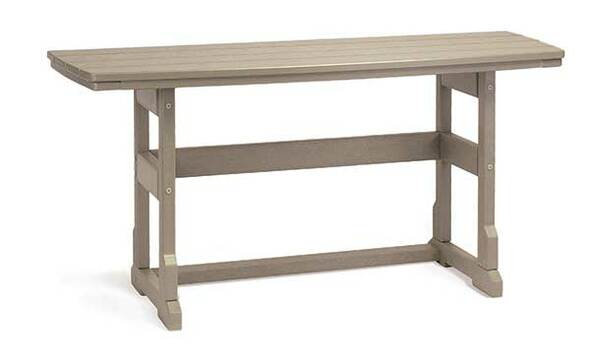 Breezesta Piedmont Terrace Counter Table
