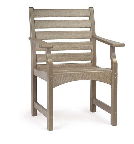 Breezesta Piedmont Captain's Dining Chair