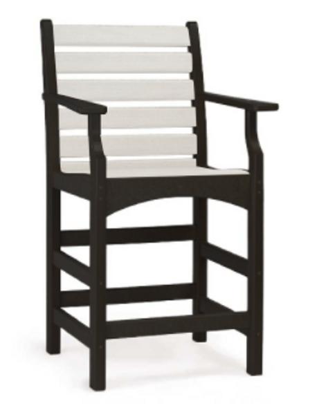 Breezesta Piedmont Captain's Counter Chair