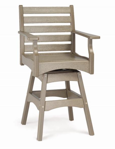 Breezesta Piedmont Swivel Bar Chair