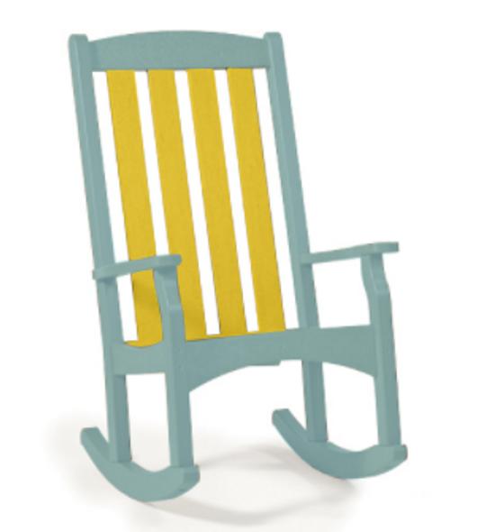 Breezesta Skyline  High Back Rocking Chair