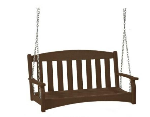 """Breezesta Skyline 60"""" Swinging Bench"""