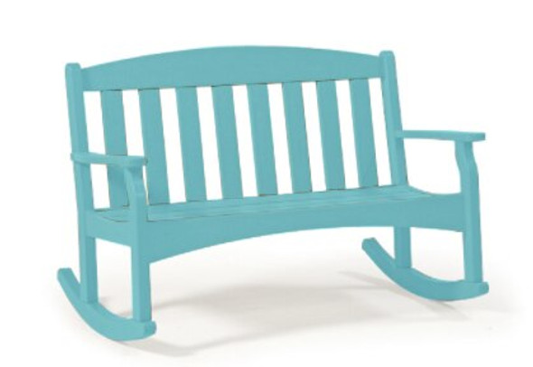"Breezesta Skyline 48"" Rocking Bench"
