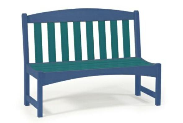"Breezesta Skyline 60"" Park Bench"