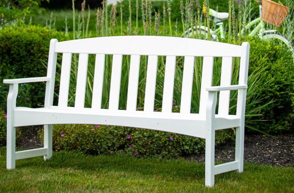 """Breezesta Skyline 48"""" Garden Bench"""