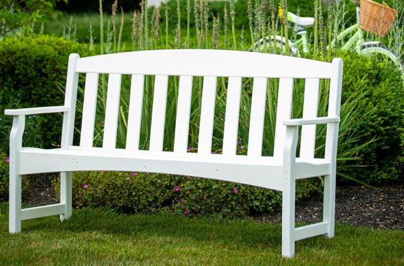 """Breezesta Skyline 60"""" Garden Bench"""