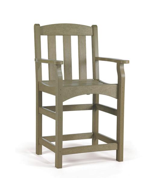 Breezesta Skyline Captain's Bar ARM Chair