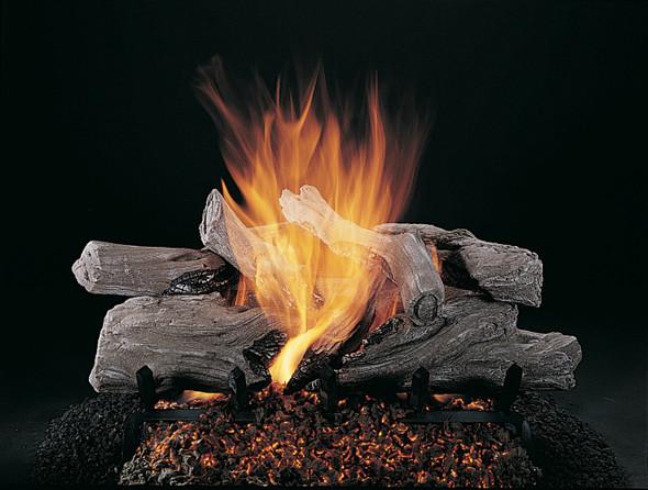 Evening Campfire Gas Log by Rasmussen
