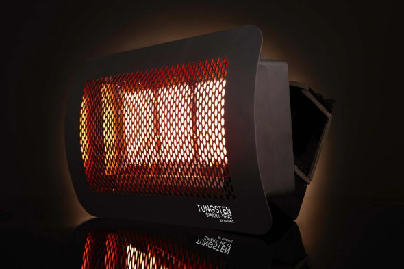 Bromic Tungsten 300 Gas Heater