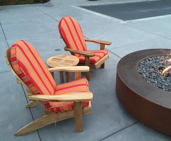Classic Teak Adirondack Chair