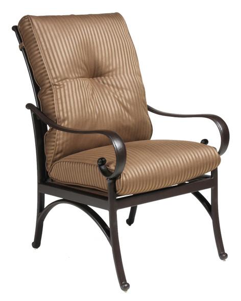 Santa Barbara Full Cushion Dining Chair by Hanamint