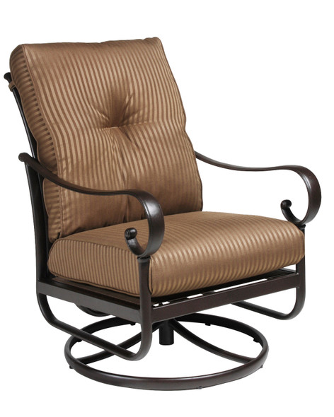 Santa Barbara Club Swivel Rocker By Hanamint